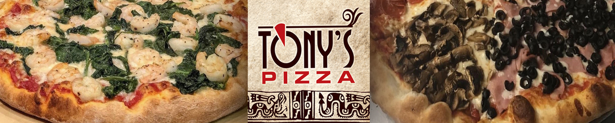 Welcome to <b>Tony's
